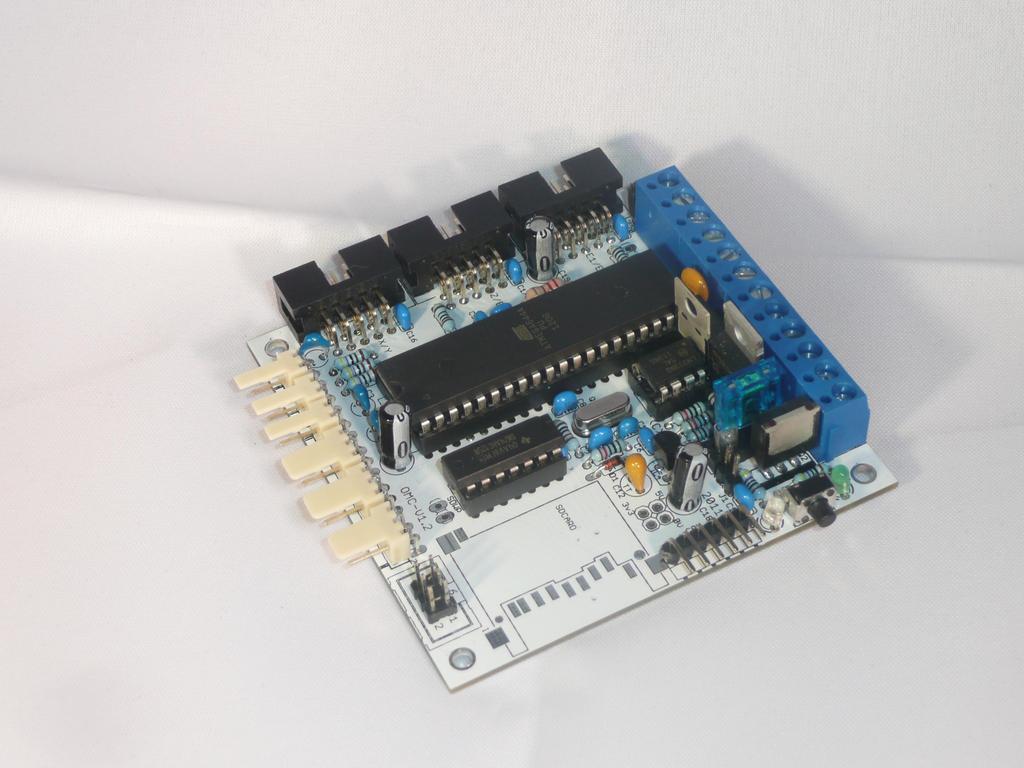 Open Motion Controller