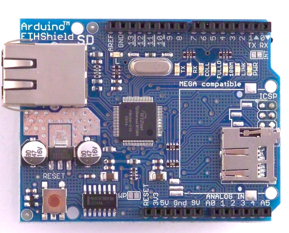 Arduino romeo all